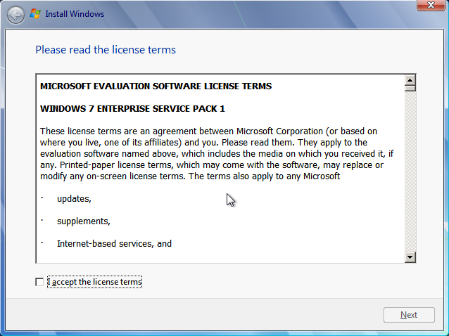 Windows 7 Automated Install Settings - Mischa Taylor's Coding Blog